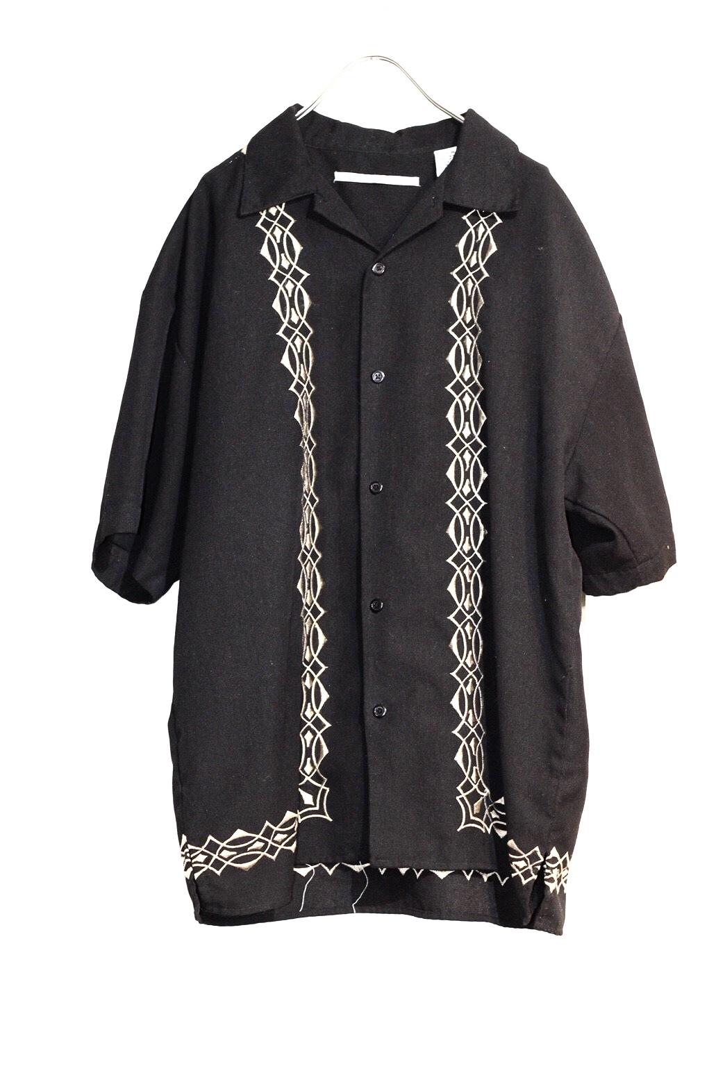 刺繍shirt