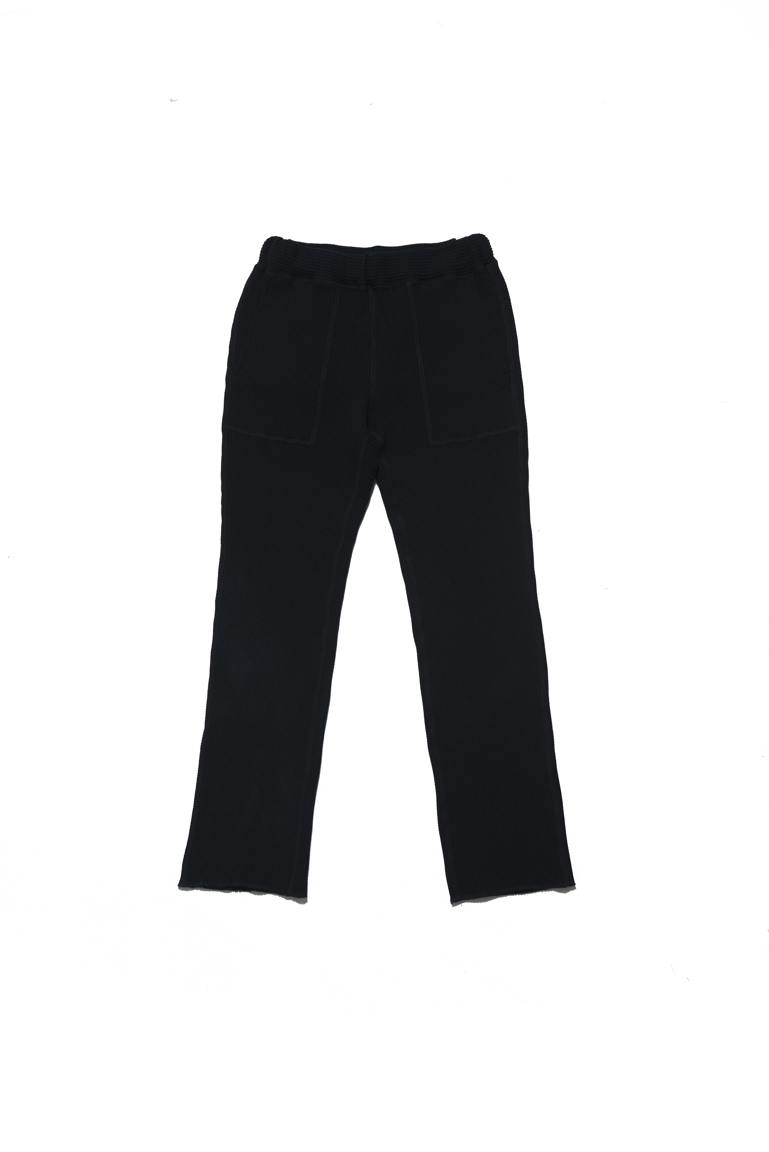THERMAL PANTS WOMEN'S -  BLACK