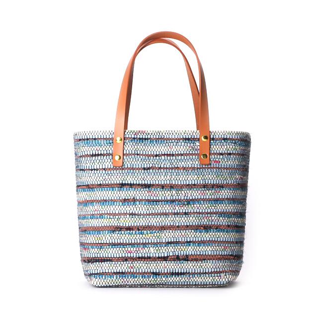 Bag / Light blue × Brown : 9006