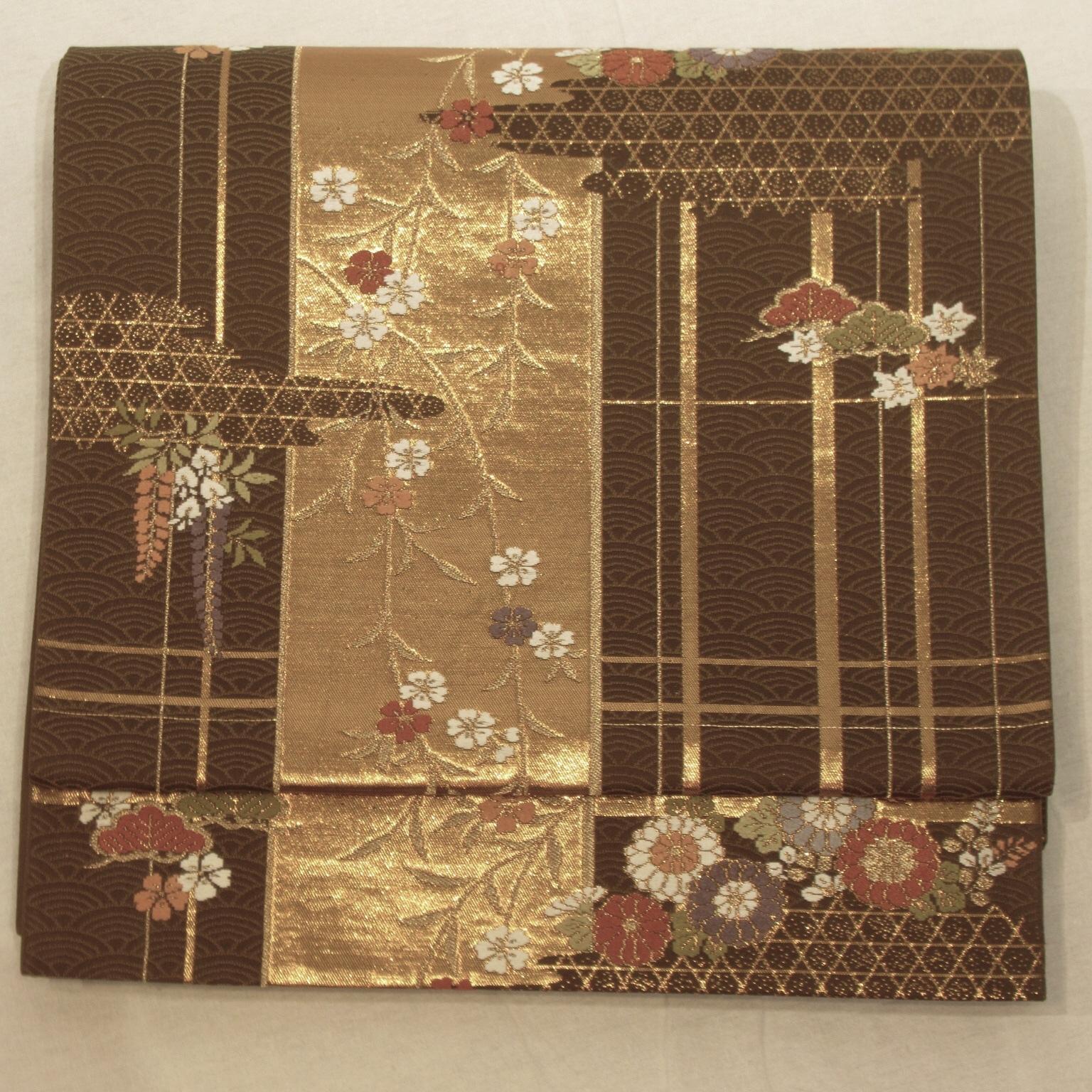 O−219西陣織袋帯