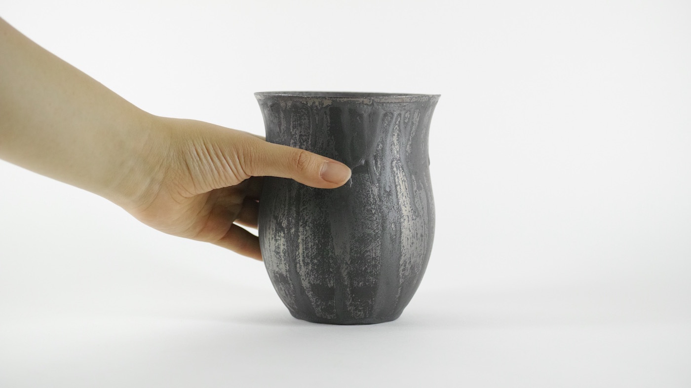 HAKUHA studio・005bt/L-size -植木鉢-