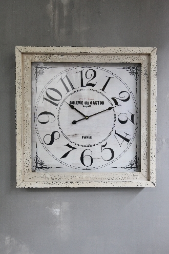 BIG WALL CLOCK
