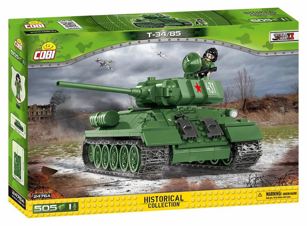 COBI Set #06 ベルリンの戦い1945 (2台1セット)