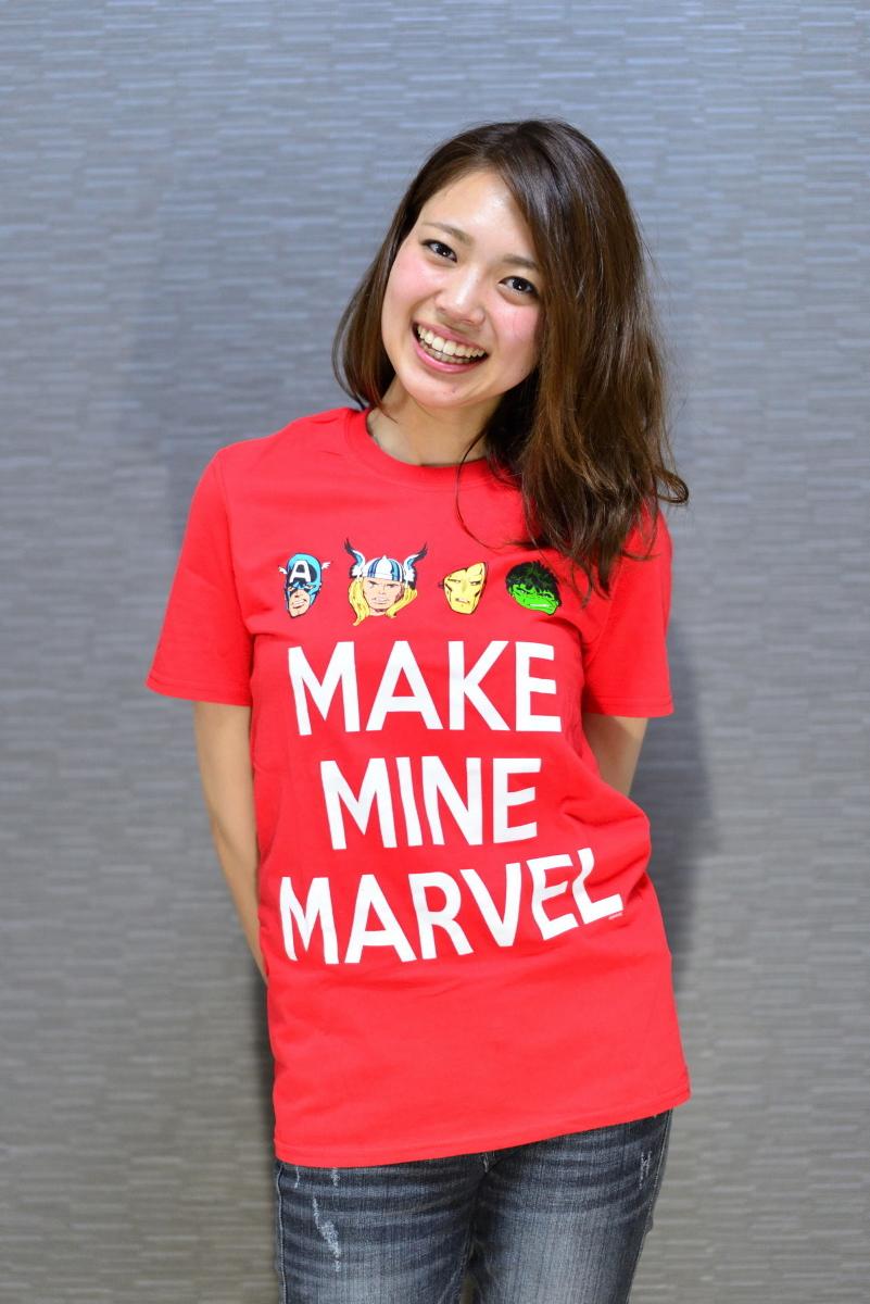Marvel Make Mine Tシャツ