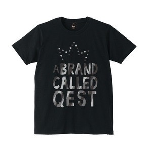 A Brand Called Qest T-shirt / Black - 画像1