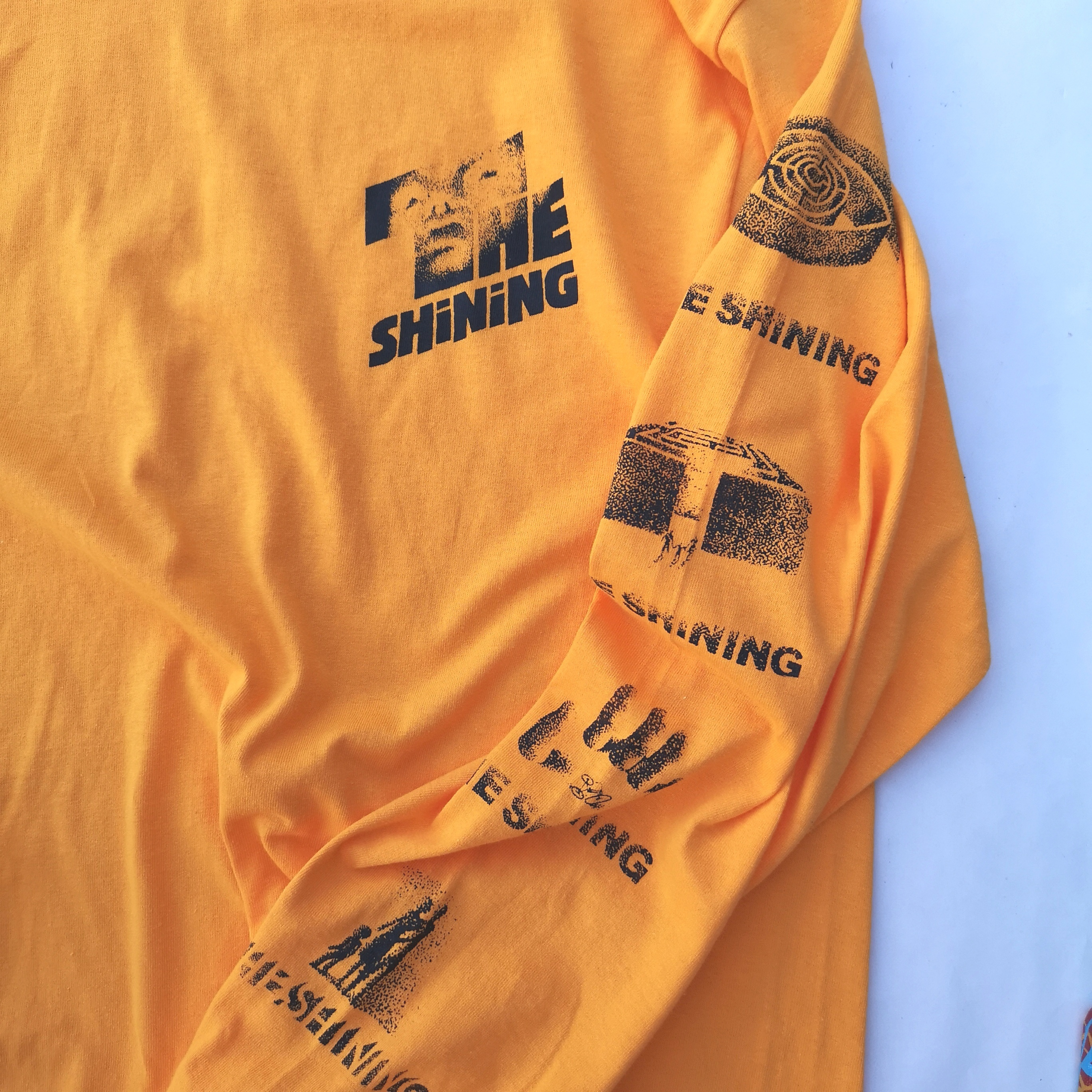 ||||| THE SHiNiNG LONG TEE