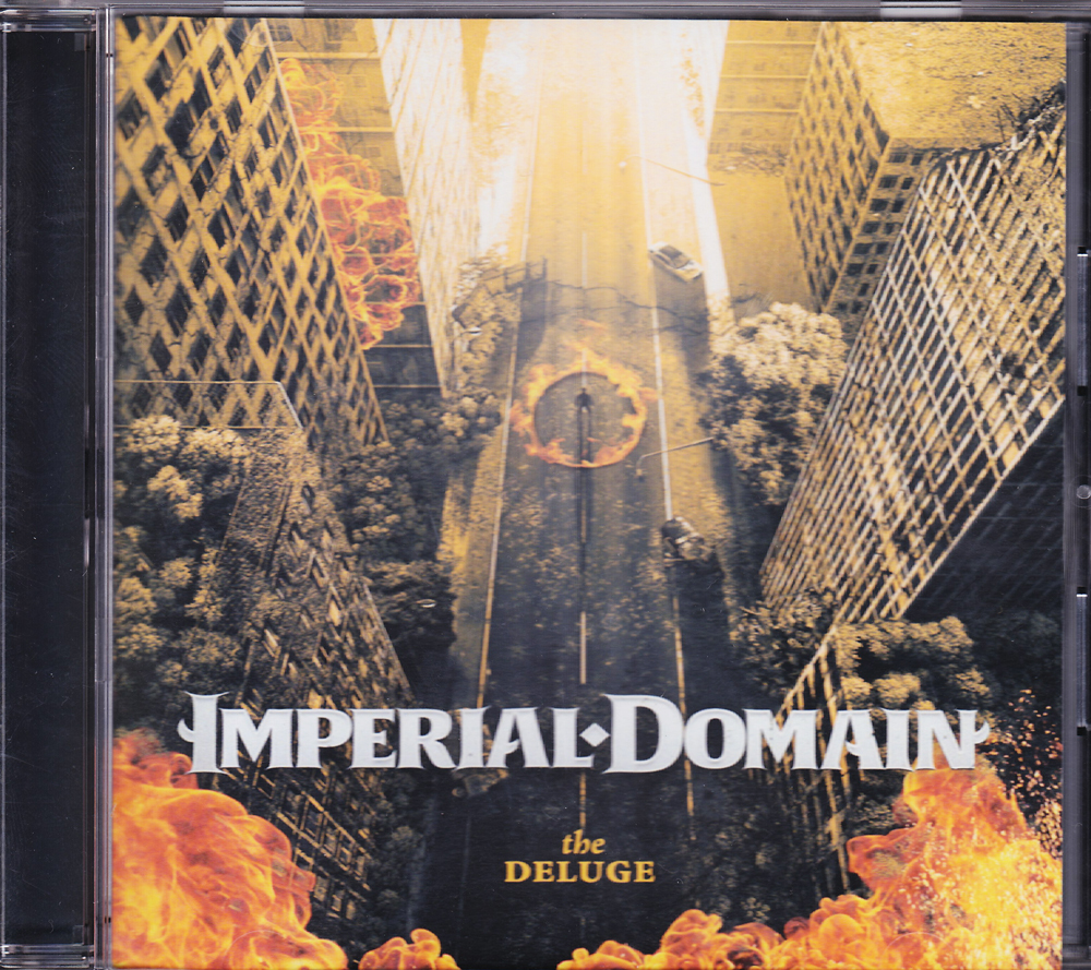 IMPERIAL DOMAIN 『The Deluge』