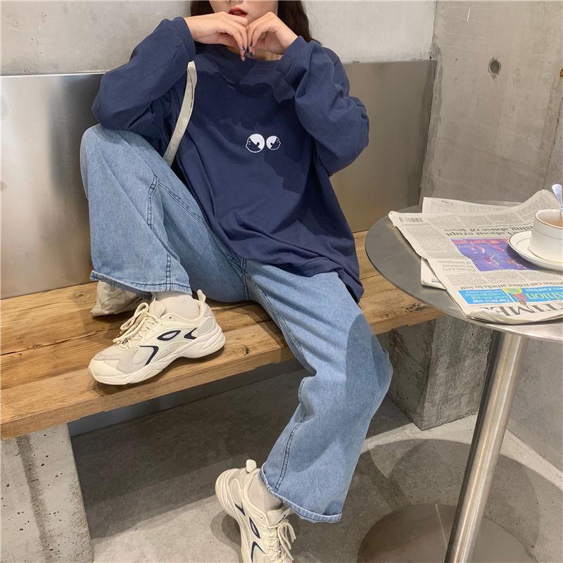 ボーイッシュゆるキャラロンT【boyish yuru character long T-shirt】