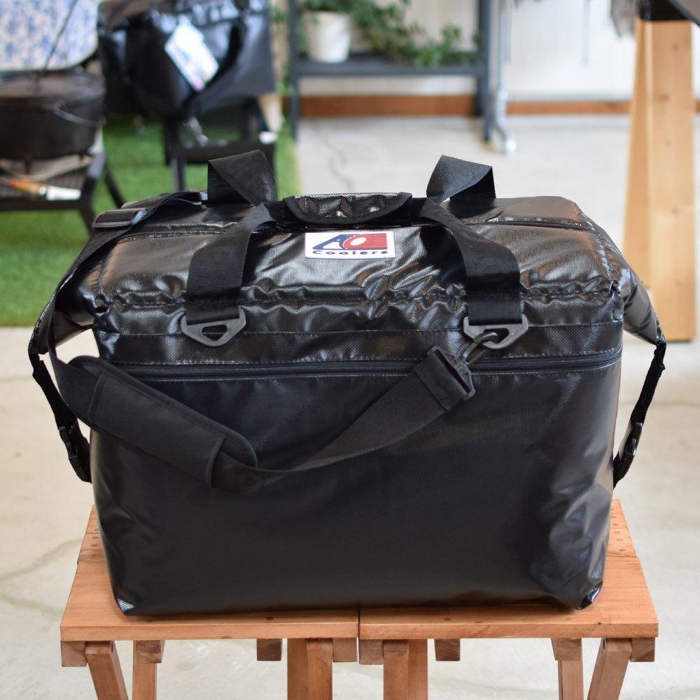 AO coolers(エーオークーラー)48パックソフトクーラー ブラック