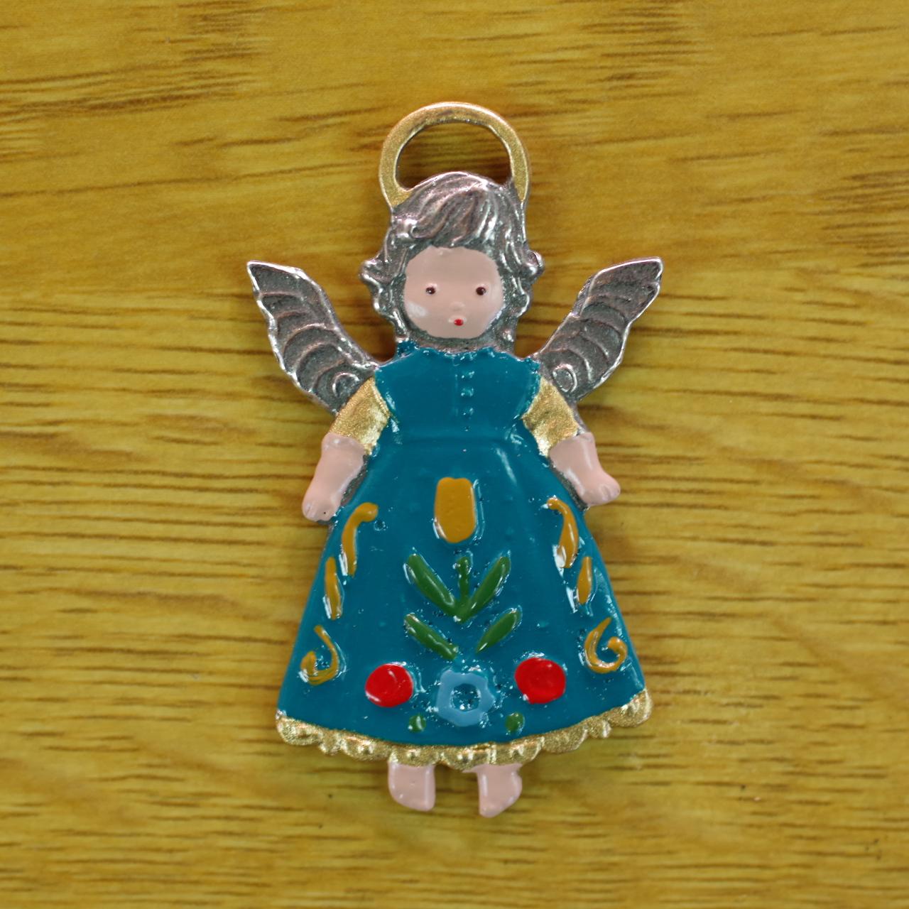 錫の飾り 天使