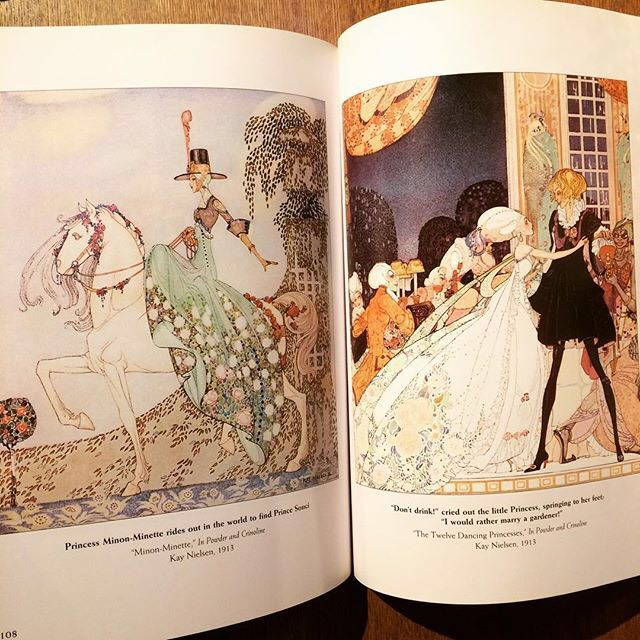 イラスト集「Once Upon a Time . . . A Treasury of Classic Fairy Tale Illustrations」 - 画像2
