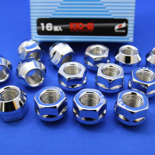 KYO-EI 汎用ホイルナット 貫通小径タイプ - 画像1