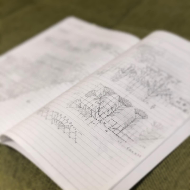 ✦編み図 郵送✦ ひだまりショール