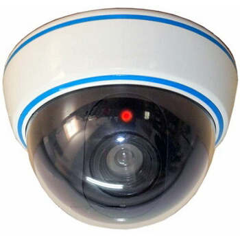 ドーム型ダミーカメラ(LED点滅式)(DS-1500B)
