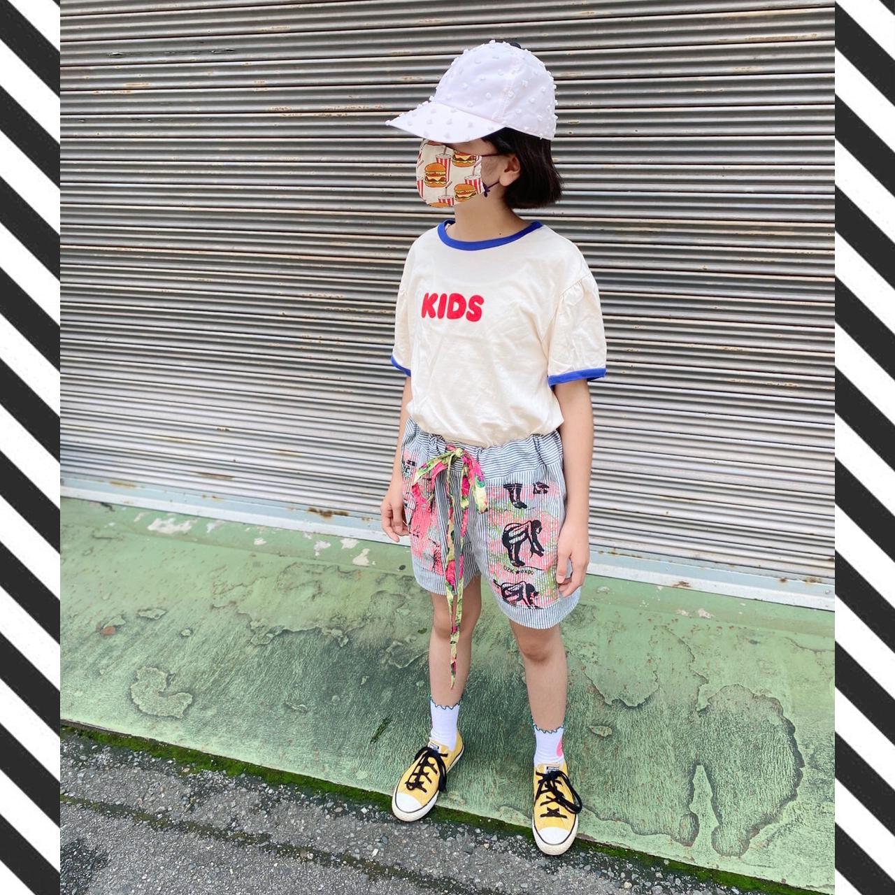 OZK★expo ショートパンツ ヒッコリー
