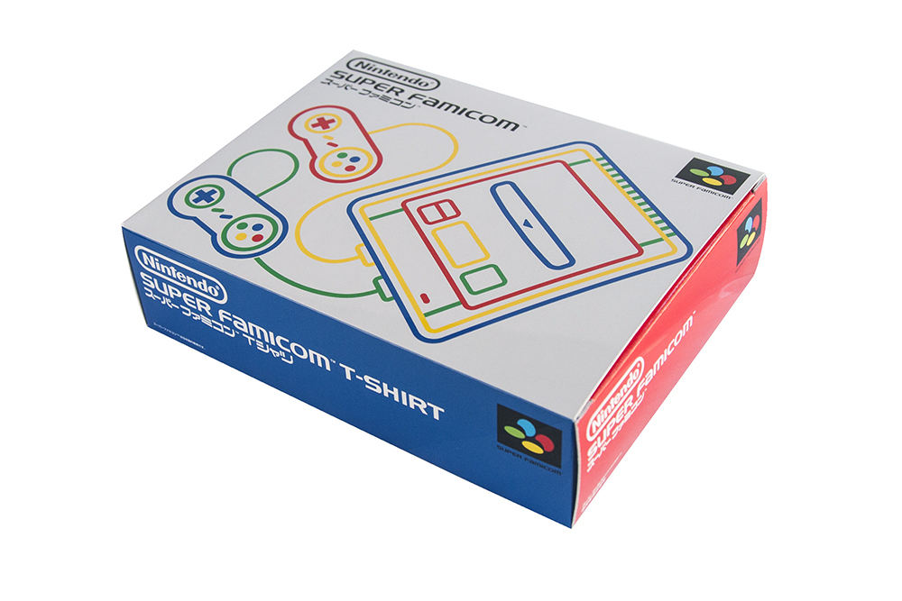 スーパーファミコン SF-BOXデザインTロング (ホワイト) / THE KING OF GAMES