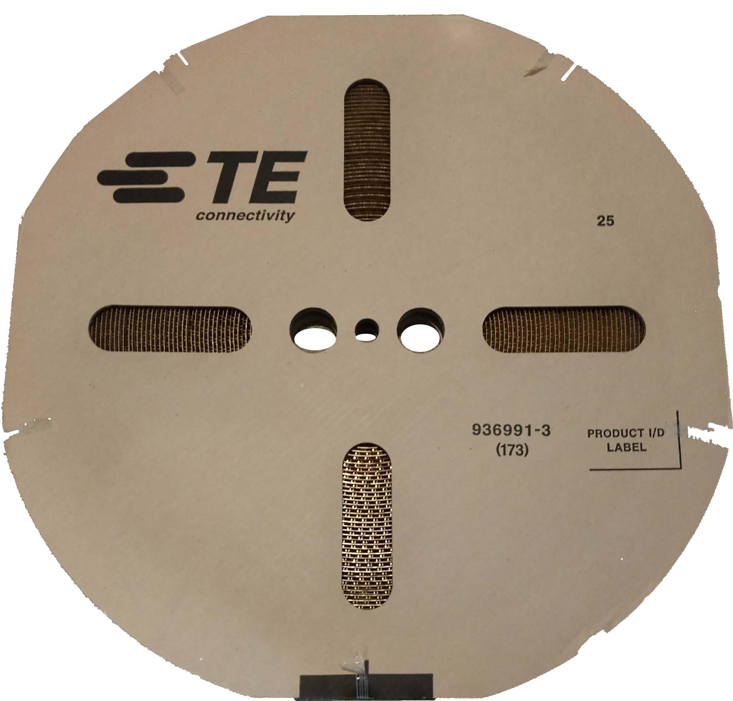IDEコネクタピン メス 61314-1 1リール 7000pcs入り TE Connectivity/AMP CMNL SOK 24-18 TPBR