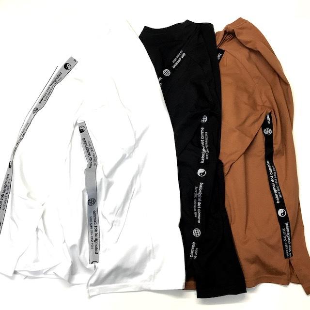 【BAL】COMPANY AD LINE L/S TOP