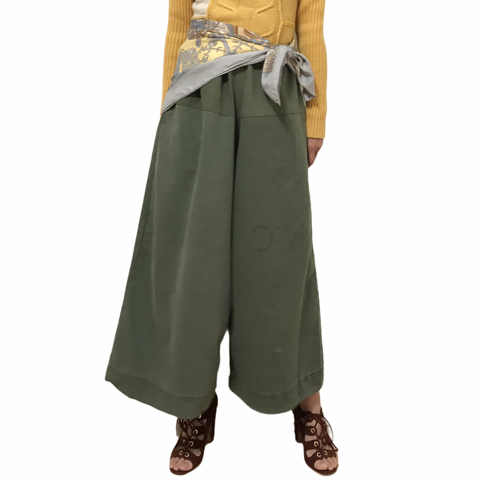 LIOT U.S.ARMY Laundry Bag Docking Easy Pants for Women
