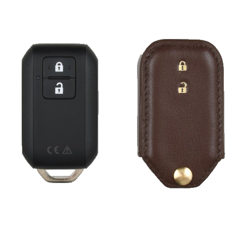 Suzuki専用 TypeA Car Key Case Shrink Leather Case