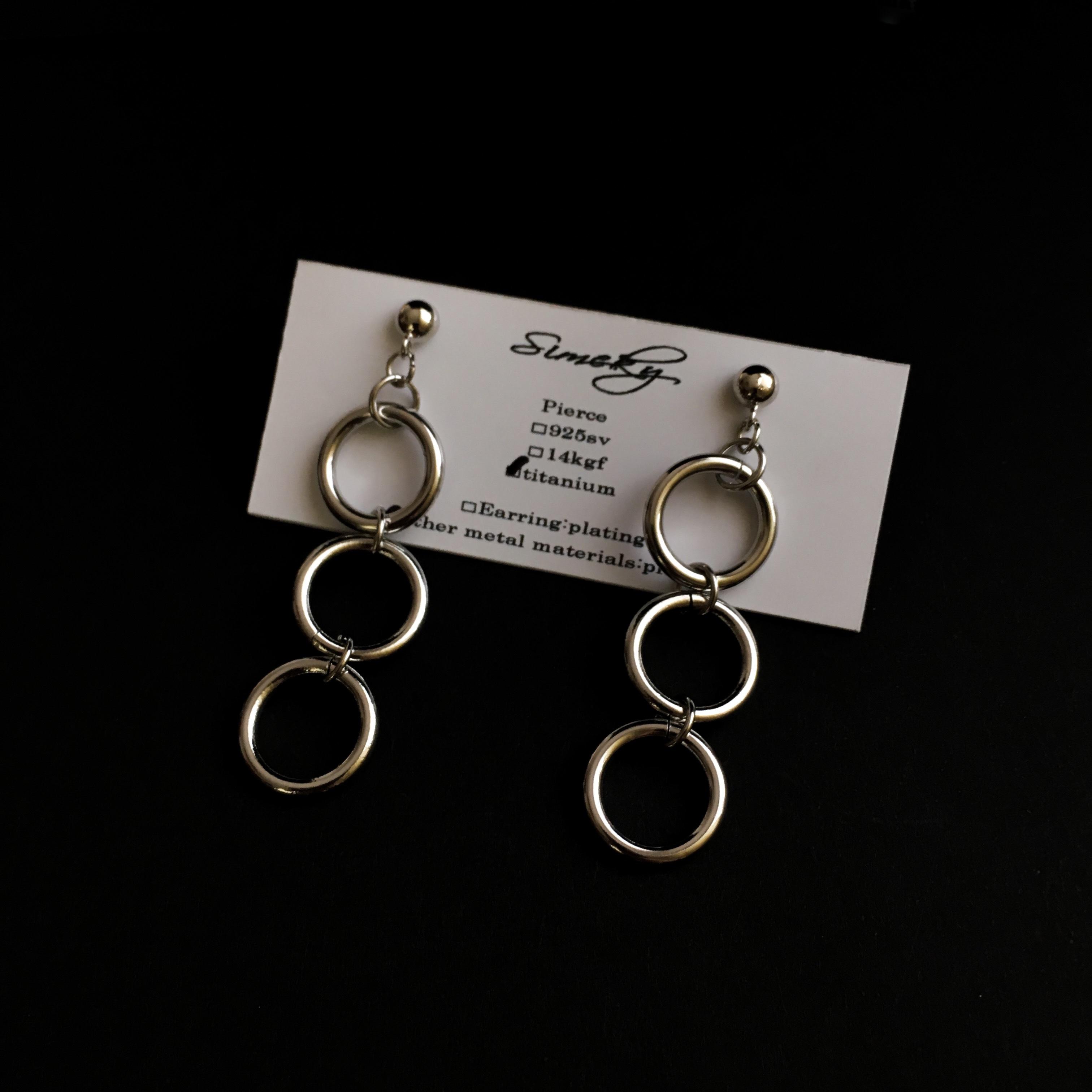 E-47 pierce/earring