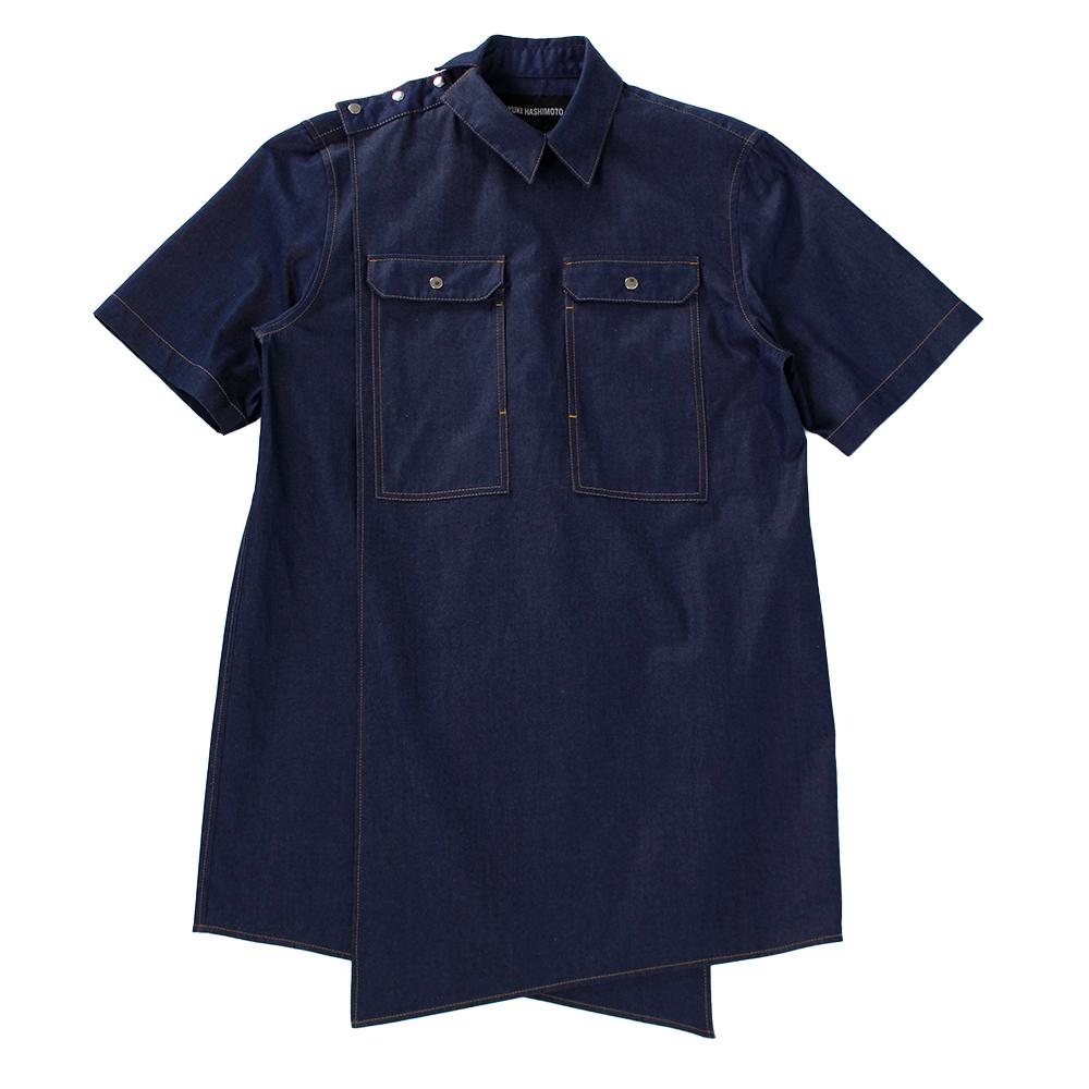 YUKI HASHIMOTO Short Sleeve Shirt