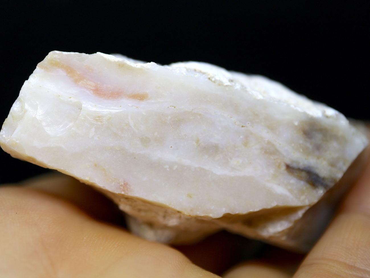 稀少石!アイスクリーム オパール アイダホ産 103,7g ICO022 原石 天然石 鉱物