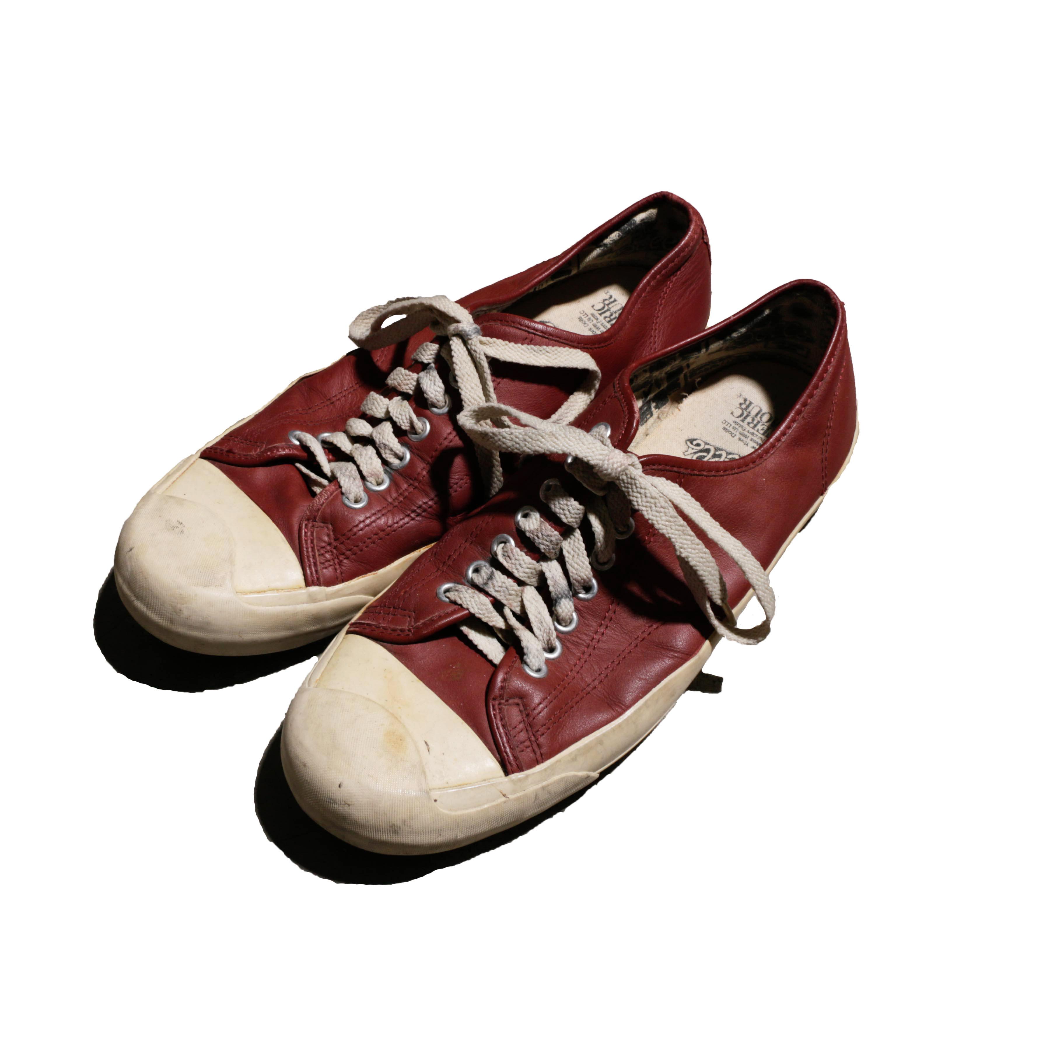 HystericGlamour NewYorkDolls LeatherSneaker