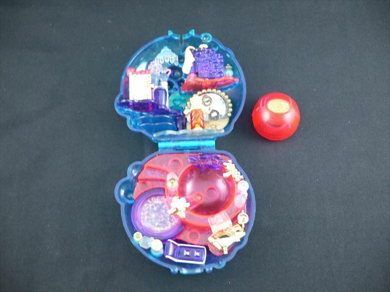 お城でバブルバス 1996年 ほぼ完品