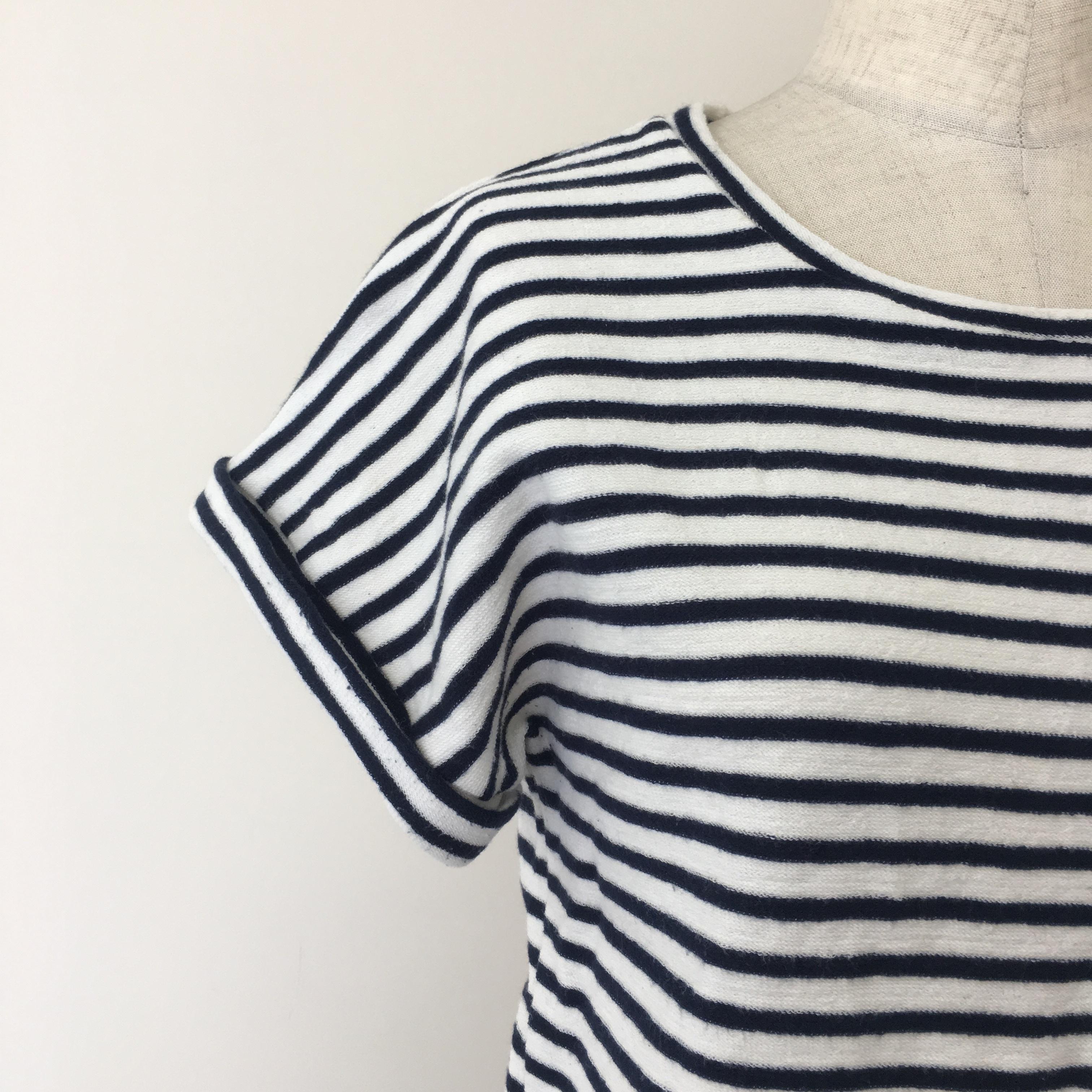 W012フレンチスリーブTシャツのキット