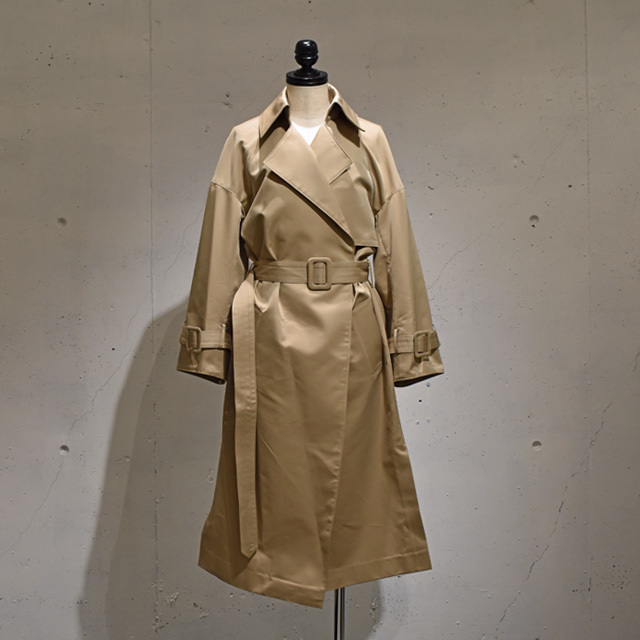 Mannequins JAPON / SENSUAL GOWN TRENCH / Beige