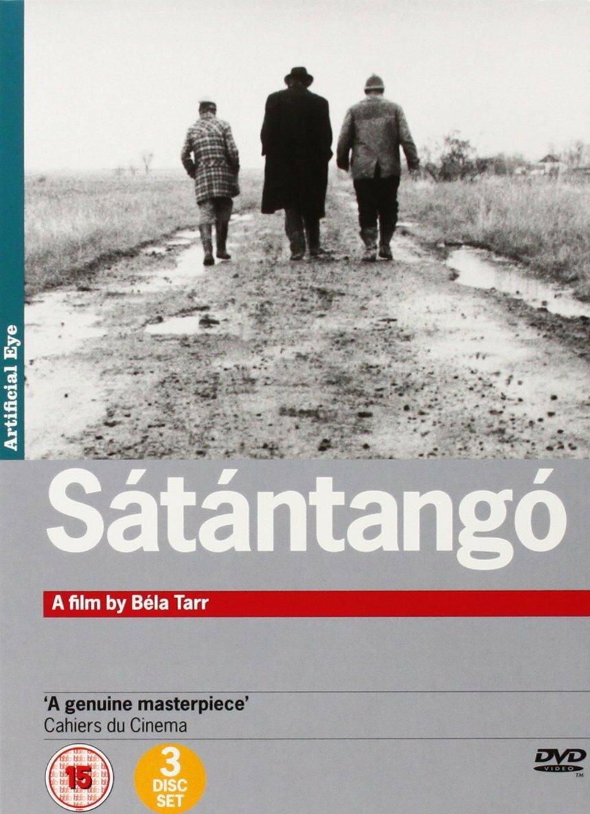 サタンタンゴ[DVD]