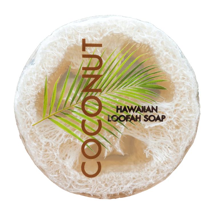 Maui Soap Company Scrubsoap Coconut