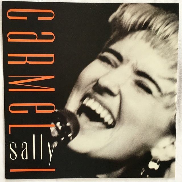 【12inch・英盤】Carmel / Sally