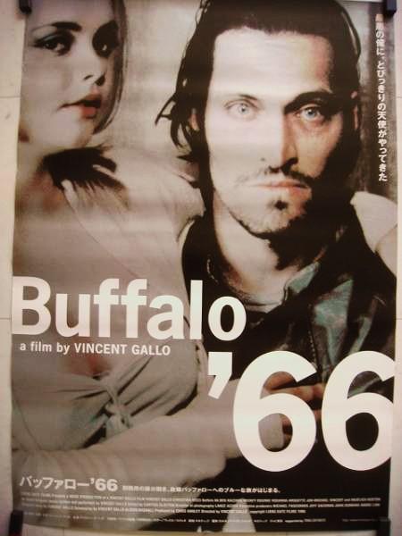 ポスター「映画 バッファロー'66 ヴィンセント・ギャロ」 - 画像1