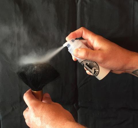 パウダーフラッシュ(粉用スプレー容器) I 型ボトル
