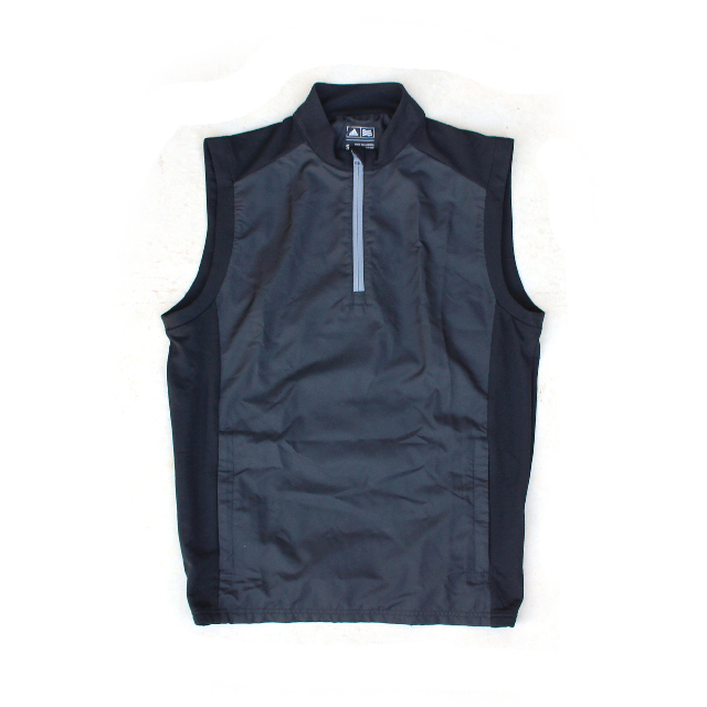 Free shipping NOW!! / adidas Golf Club Wind Vest / USA-S
