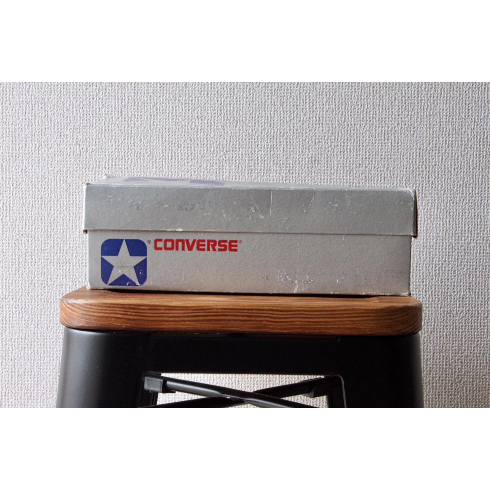 80s Converse SKIDGRIP Size 6