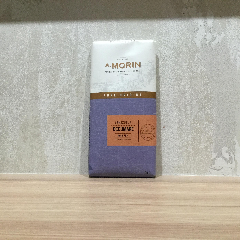 【CHOCOLATERIE-MORIN/ショコラトリーモラン】ベネズエラ オクマレ70%
