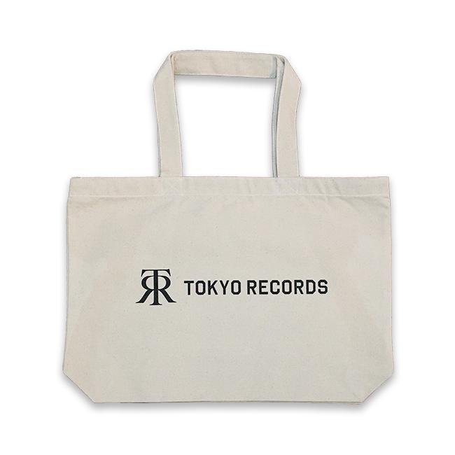 TOKYO RECORD MARKET TOTE BAG