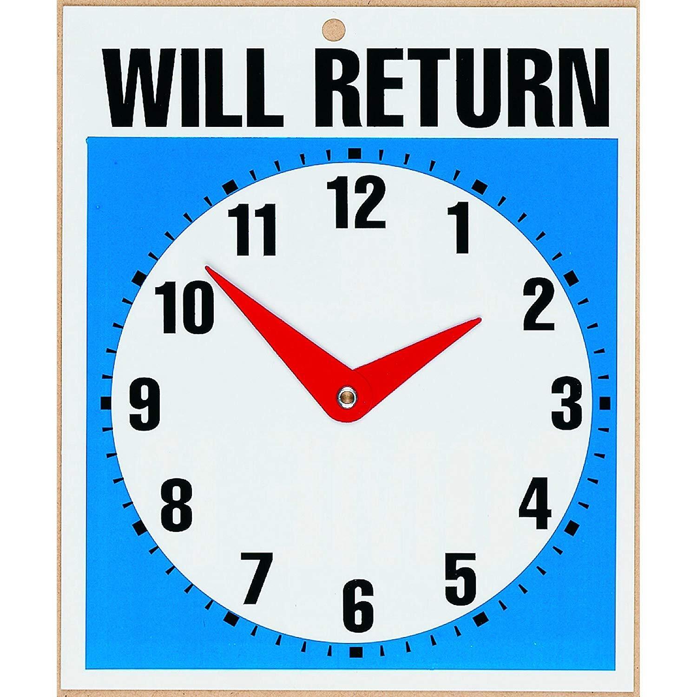 COSCO WILL RETURN リターン/OPEN サイン 店舗看板