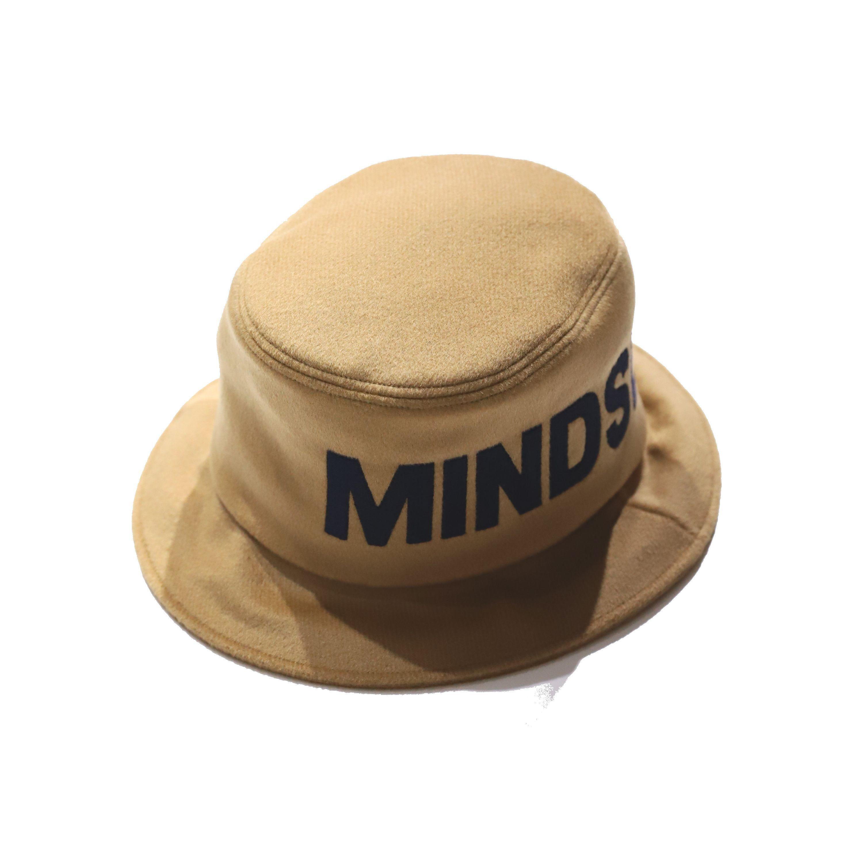 MINDSEEKER Logo Hat Beige