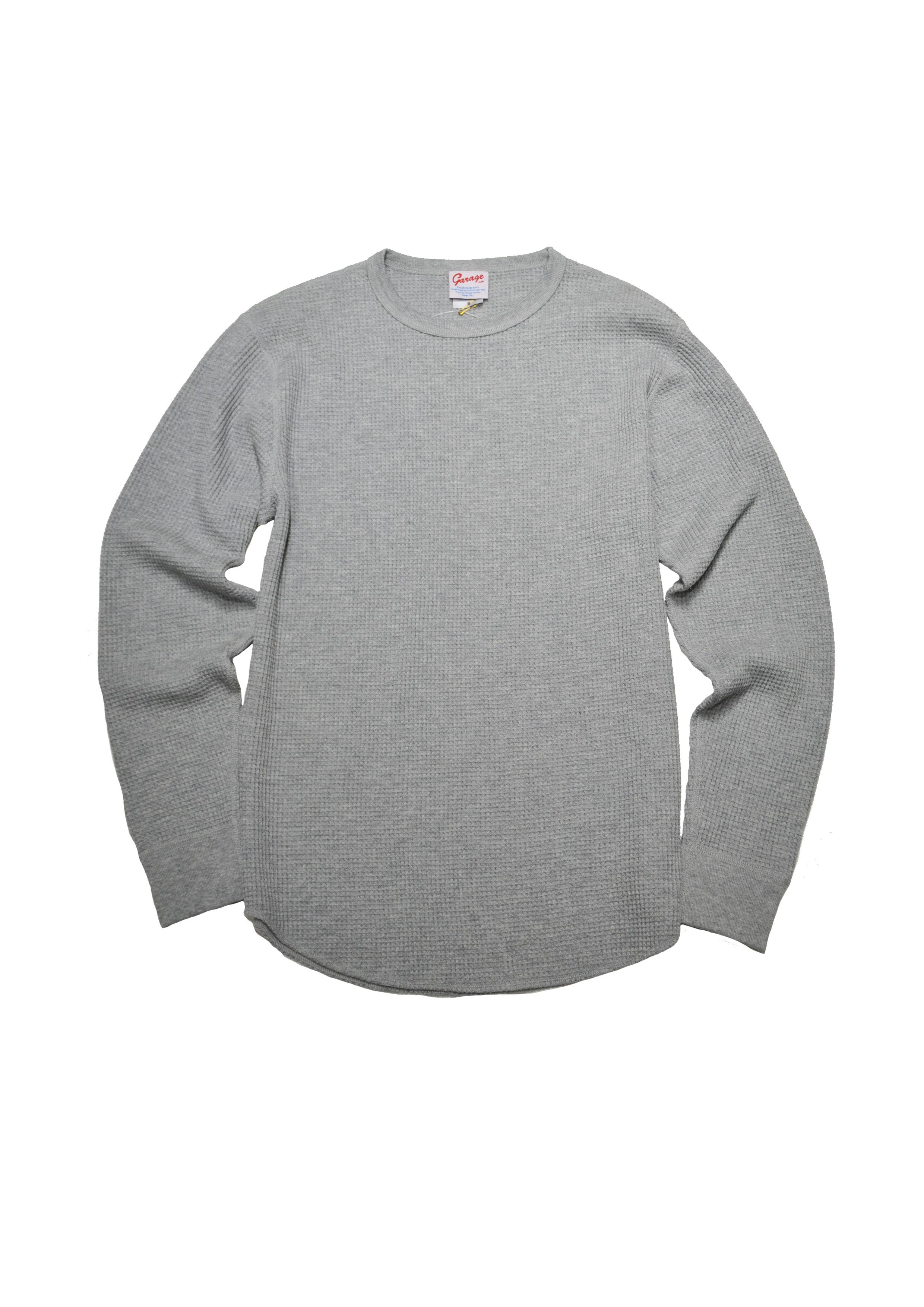 THERMAL shirts Gray