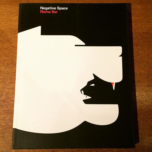 イラスト集「Negative Space/Noma Bar」 - 画像1