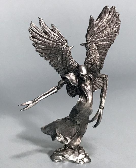 有翼の死神 - 画像2