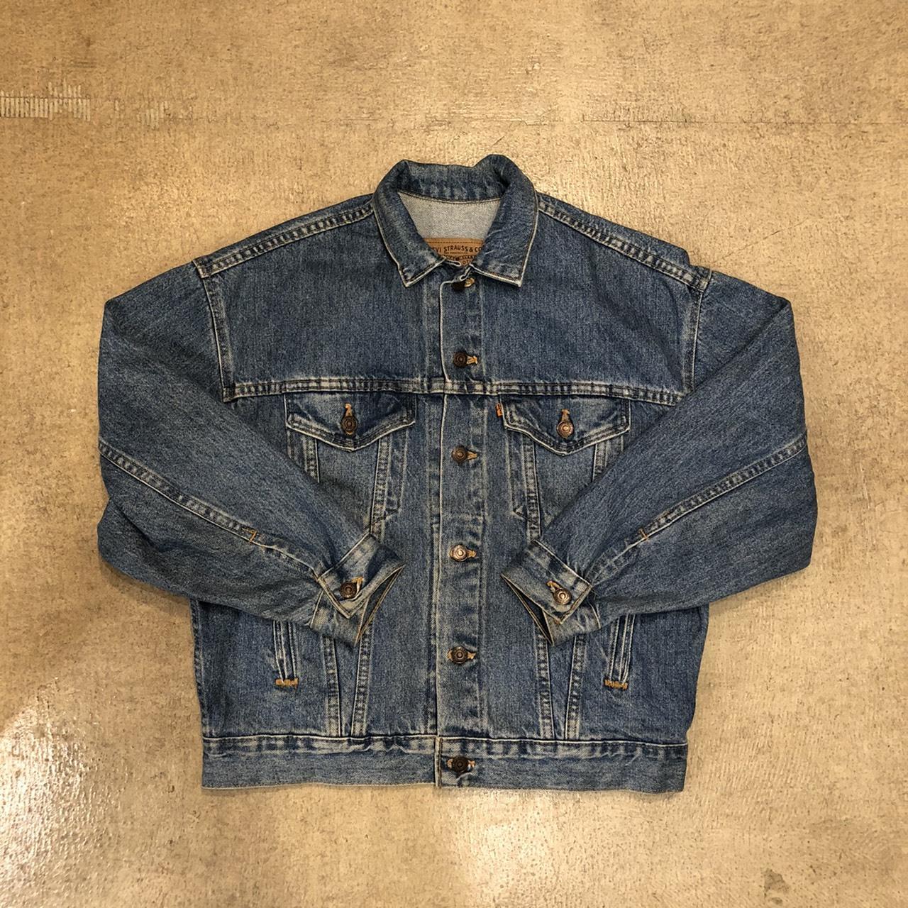 Levi's Denim Jacket ¥8,200+tax