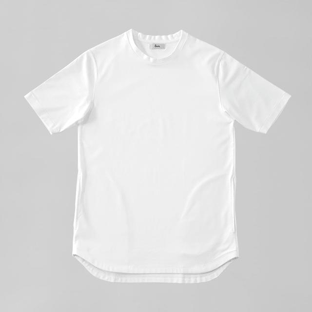 プレミアムドレスT / WHITE
