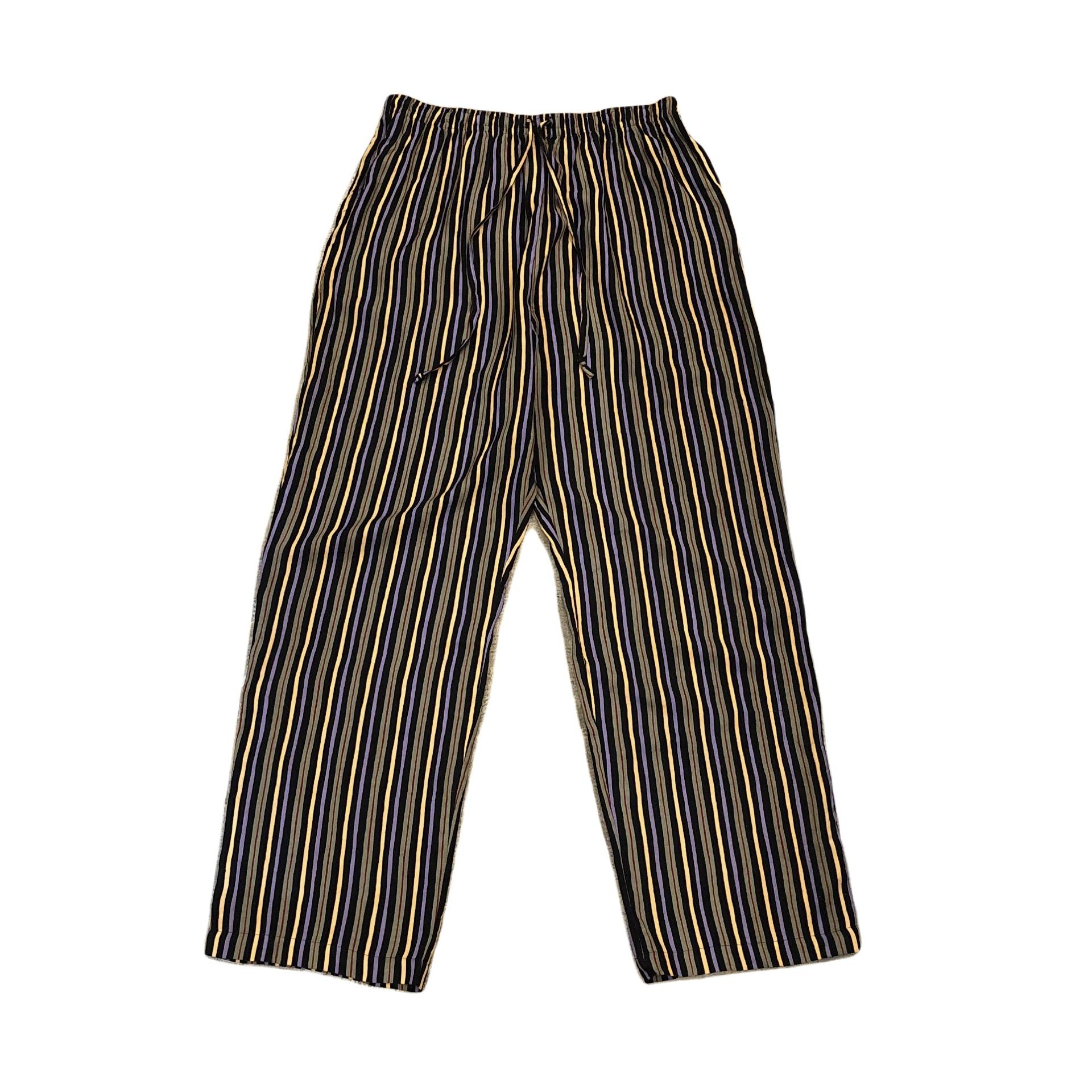 Sag Harbor Stripe Pants ¥6,200+tax