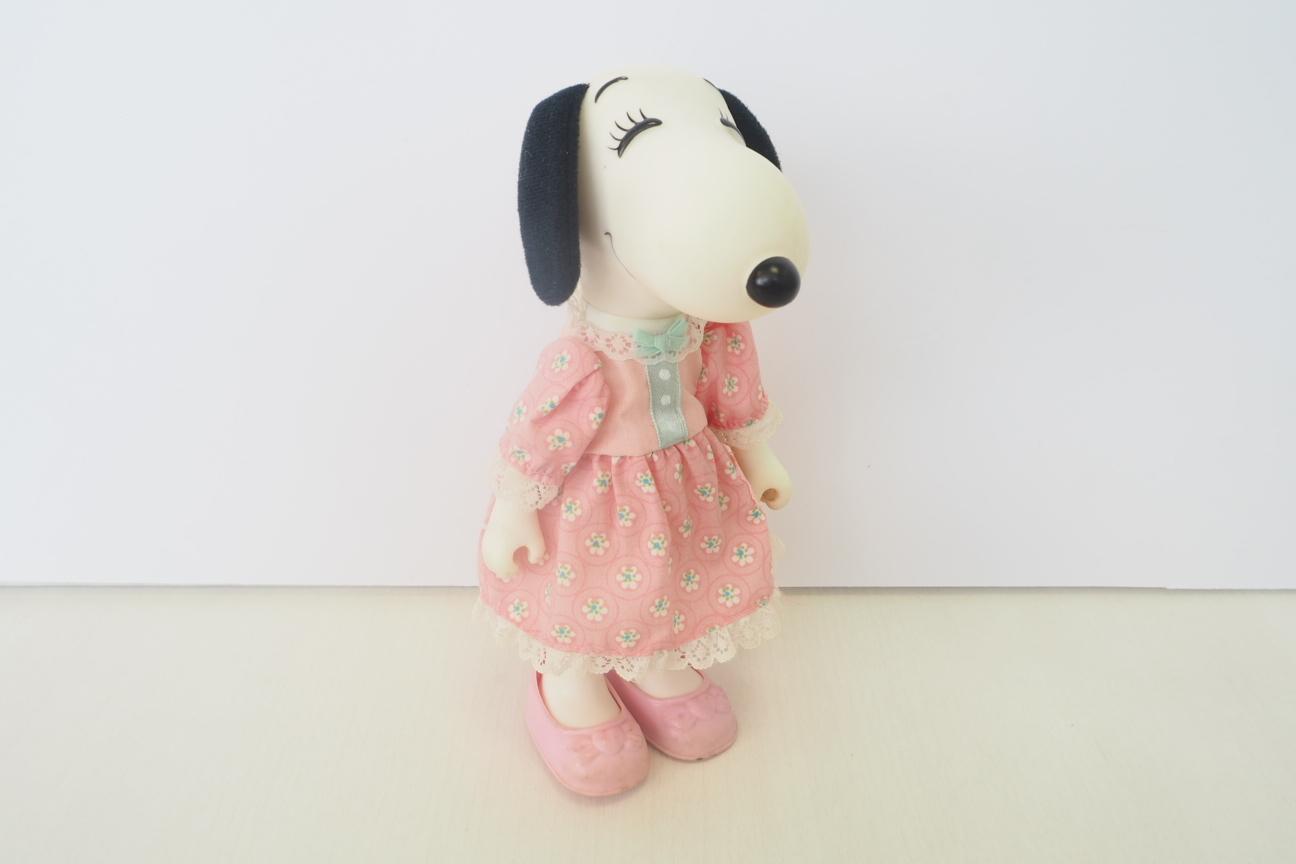 品番1441 スヌーピーの妹 『ベル』の人形