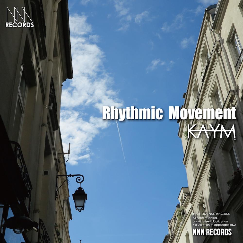 デジタル : Rhythmic  Movement / KAYM (WAV&mp3&Hiresセット)